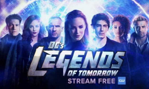 Trailer: Legends of Tomorrow (2016-), Sezona 5