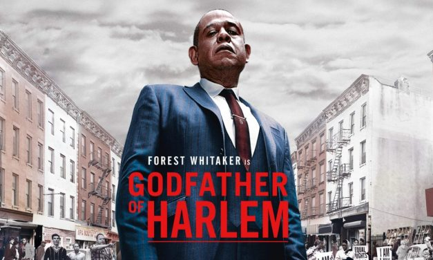 Recenzija: Godfather of Harlem (2019-)
