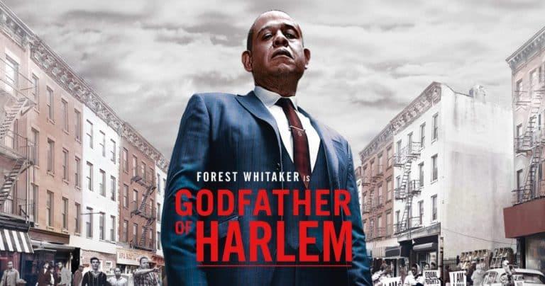 Recenzija: Godfather of Harlem (2019-)
