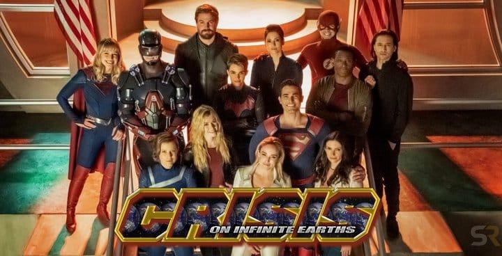 Svi DC likovi potvrđeni za 'Crisis on Infinite Earths'