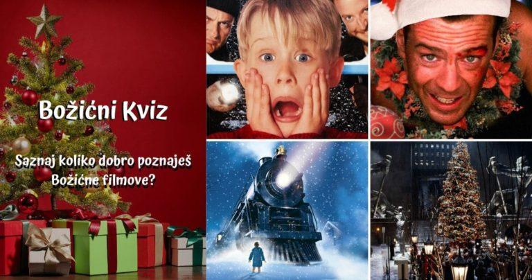 Kviz – Koliko dobro poznaješ Božićne filmove?