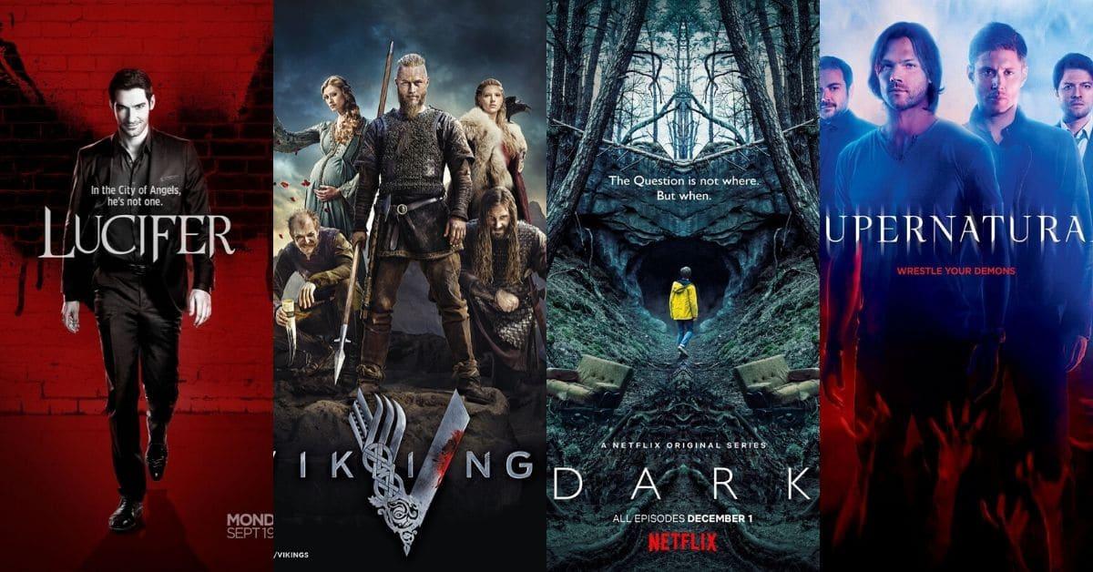 Sve TV serije koje završavaju 2020. godine