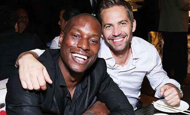 'Fast & Furious' zvijezda Tyrese Gibson se ponovno prisjetio pokojnog Paul Walkera