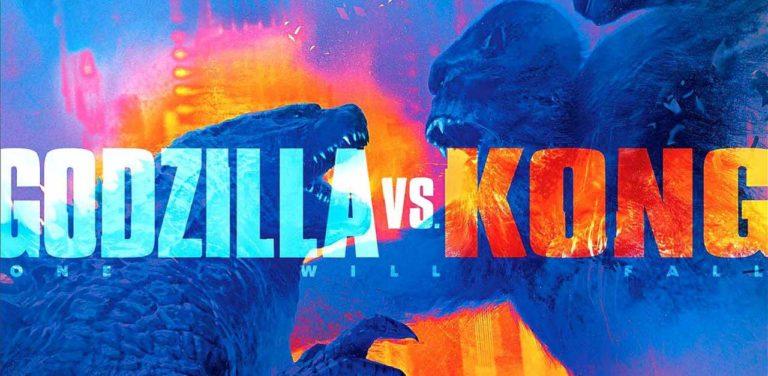 Godzilla vs. Kong procurila kratka scena u kojoj vidimo kako Kong 'pljusne' Godzillu