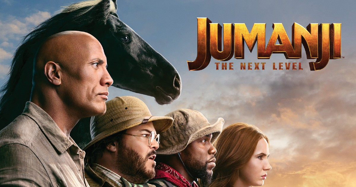 Recenzija: Jumanji: The Next Level (Jumanji: Iduća razina, 2019)