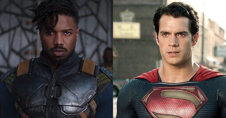 Michael B. Jordan progovorio o posljednjim glasinama da će zamijeniti Henry Cavilla kao Supermana