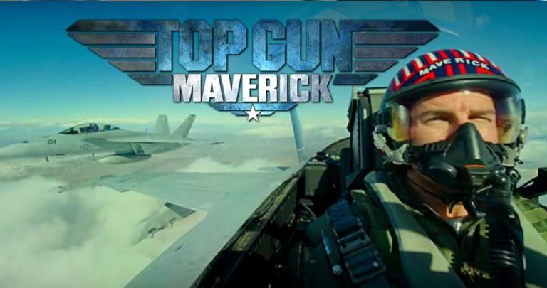 Top Gun: Maverick datum izlaska pomaknut