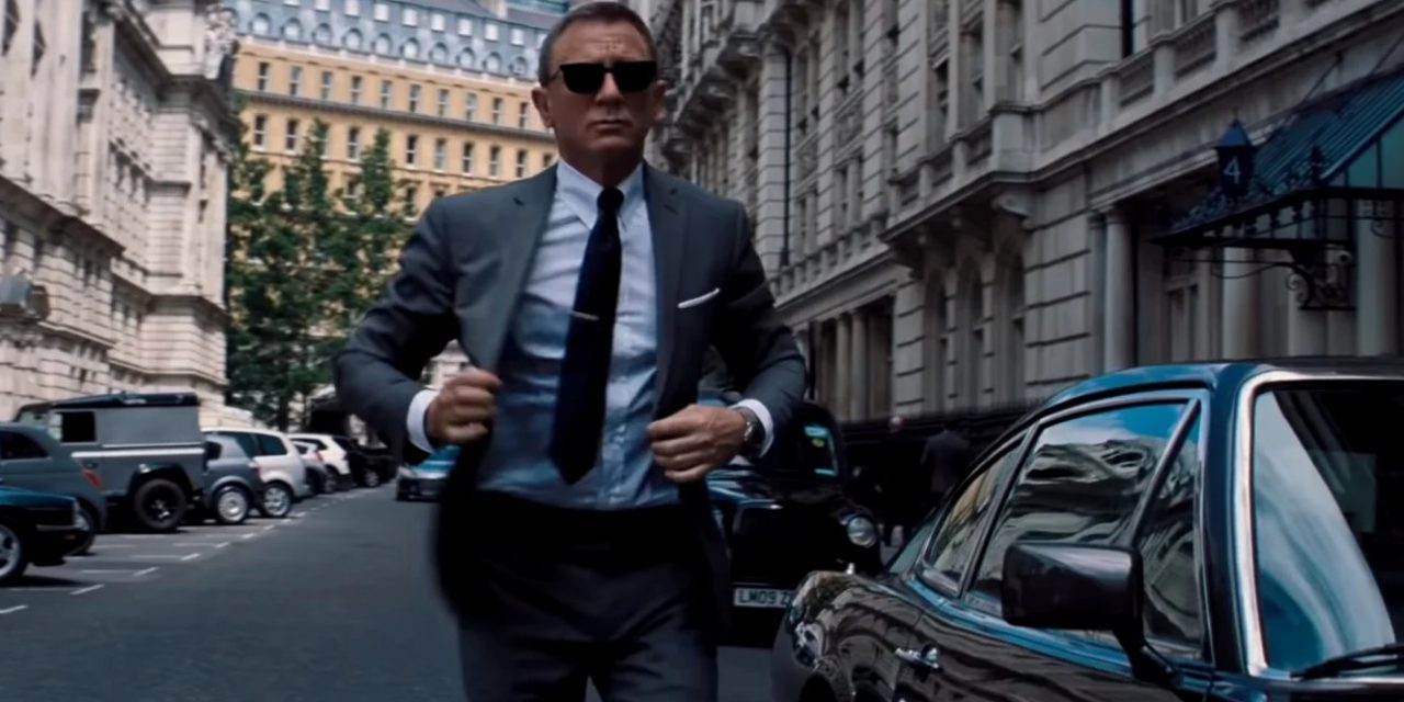 Stigao je prvi Teaser Trailer za novi James Bond film 'No Time to Die'