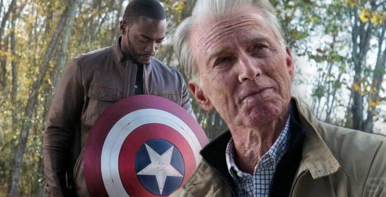 Štit starog Kapetana Amerike u Avengers: Endgame nema smisla