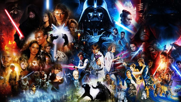Top lista: Star Wars – Saga o Skywalkerima (1977–2019)