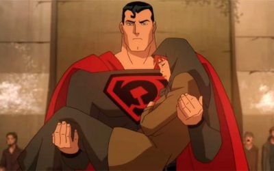 Pogledajte službeni trailer za animirani 'Superman: Red Son' film