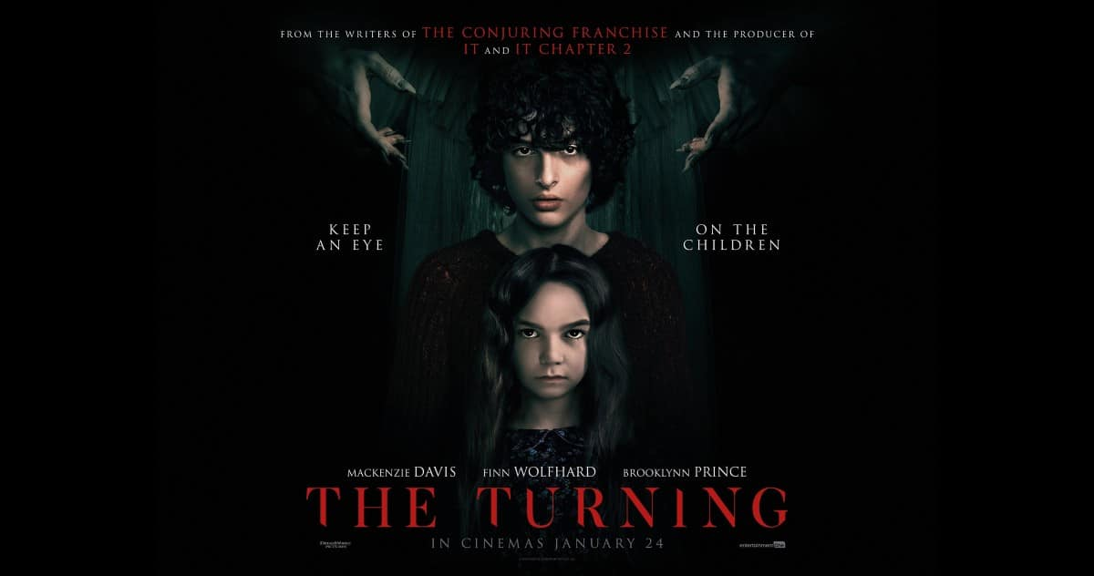 Trailer: The Turning (2020)