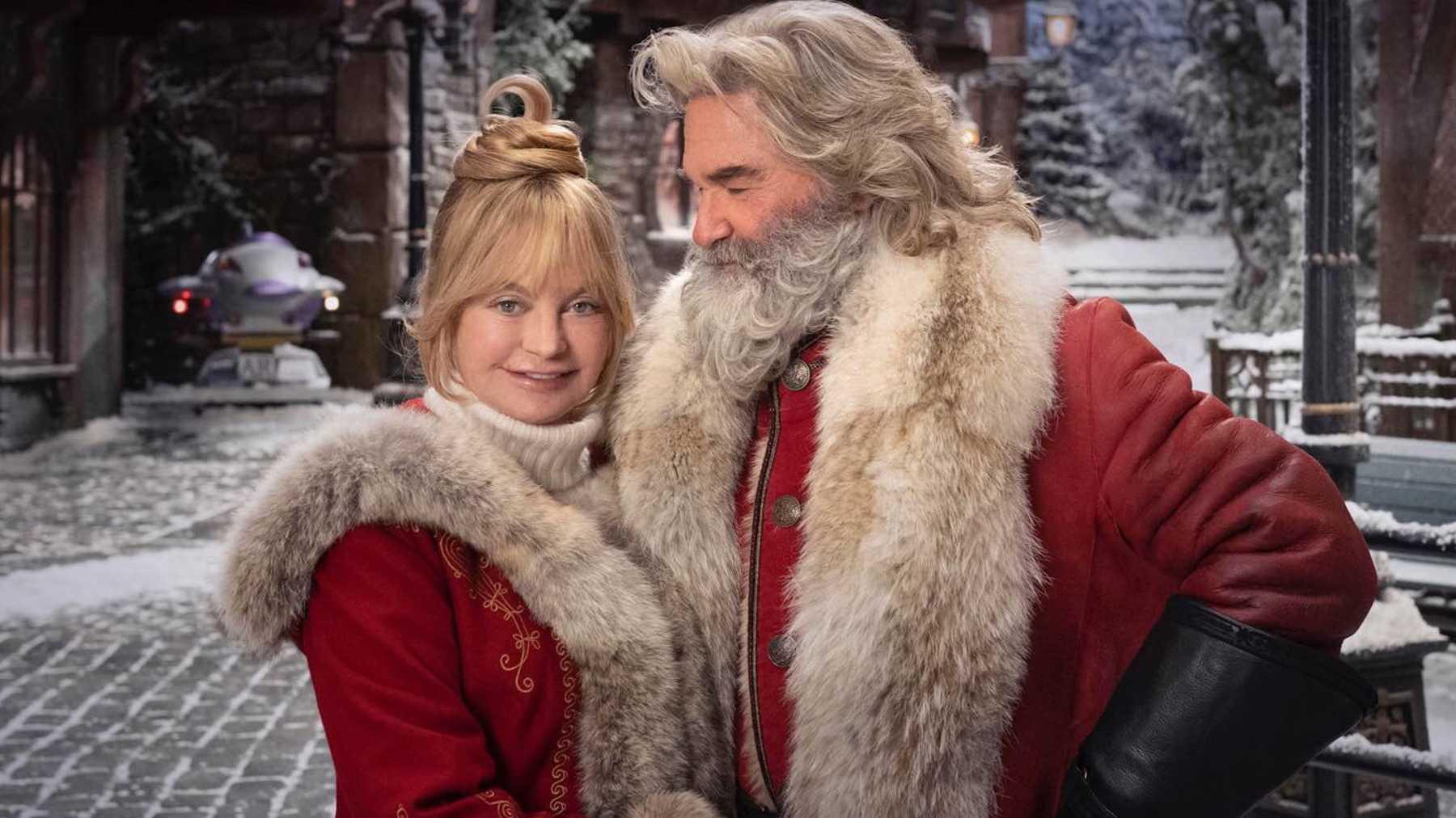 The Christmas Chronicles 2 dolazi na Netflix - s Goldie Hawn kao Mrs Claus