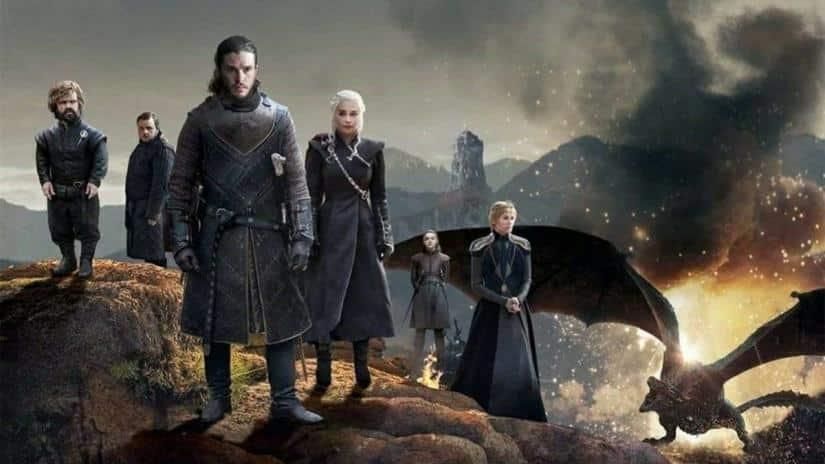 Game of Thrones proglašena najboljom serijom 21. stoljeća od strane fanova (donosimo i preostale)