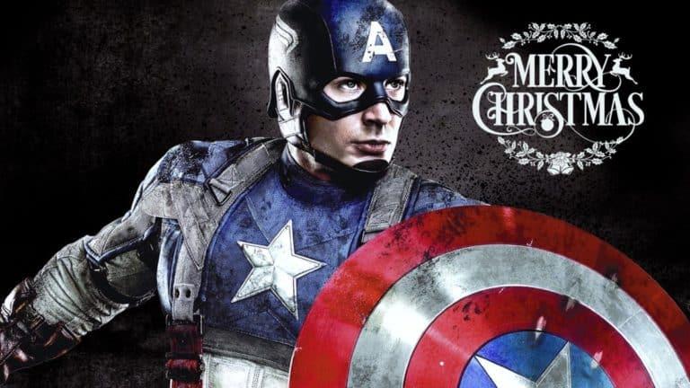 Captain America zvijezda Chris Evans poslao 'odličnu' Božićnu poruku