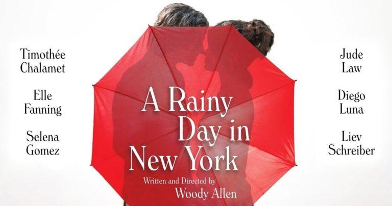 """Nova komedija Woodyja Allena """"Kišni dan u New Yorku"""" stiže nam u kina!"""