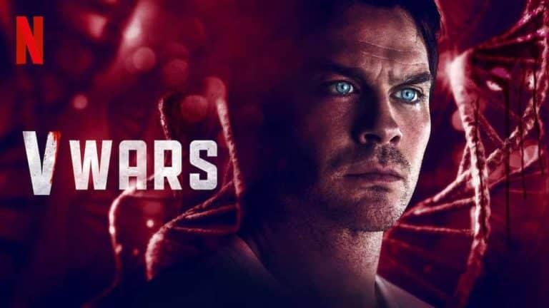 Recenzija: V-Wars (2019-)
