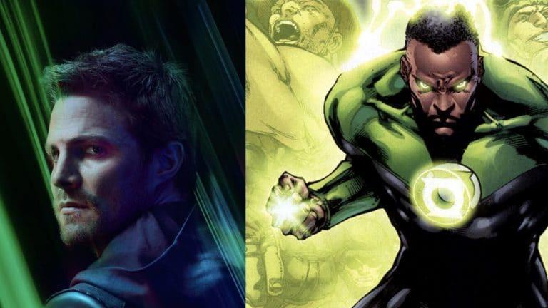 Finalna 'Arrow' epizoda možda postavila temelje za 'Green Lantern' seriju
