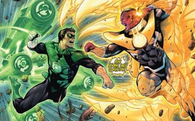 Green Lantern: Otkriveni novi službeni detalji o seriji i glavni negativac