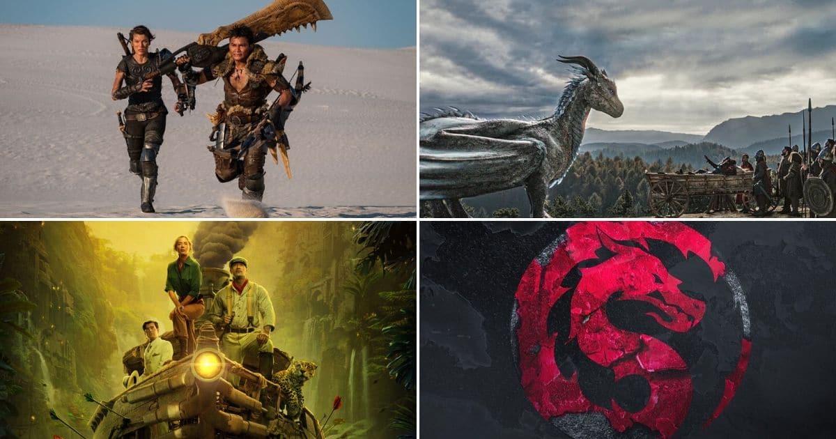 10 filmova Fantazije koje ne smijete propustiti 2020. godine