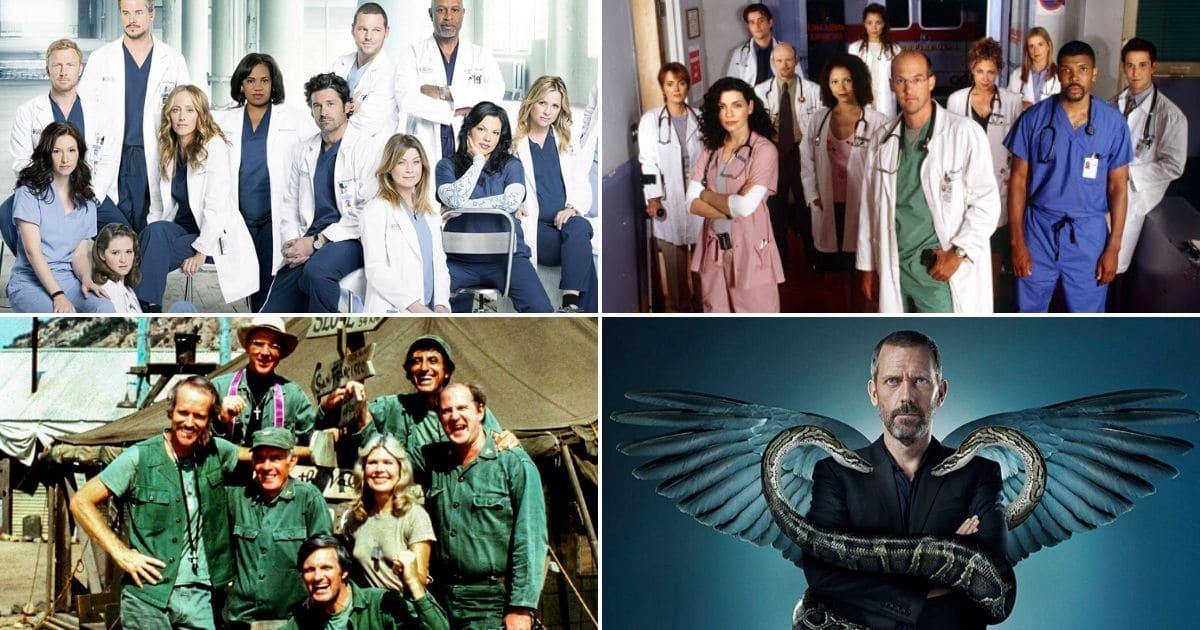 10 Najboljih medicinskih drama serija