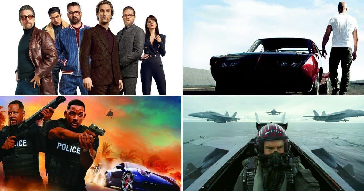 10 Akcijskih filmova koje ne smijete propustiti 2020. godine