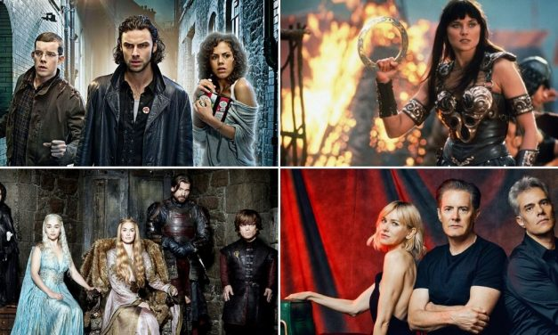 20 Najboljih serija fantazije (koje su završile)