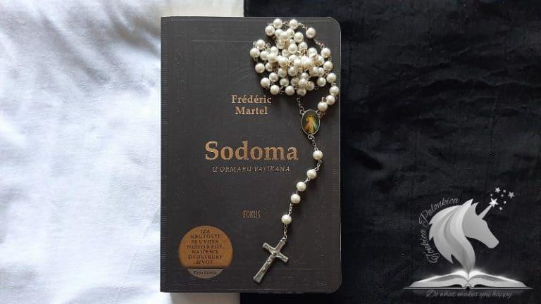Recenzija knjige: Sodoma – U ormaru Vatikana