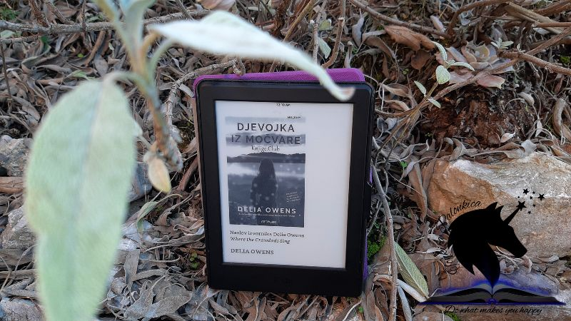 Recenzija knjige: Djevojka iz močvare