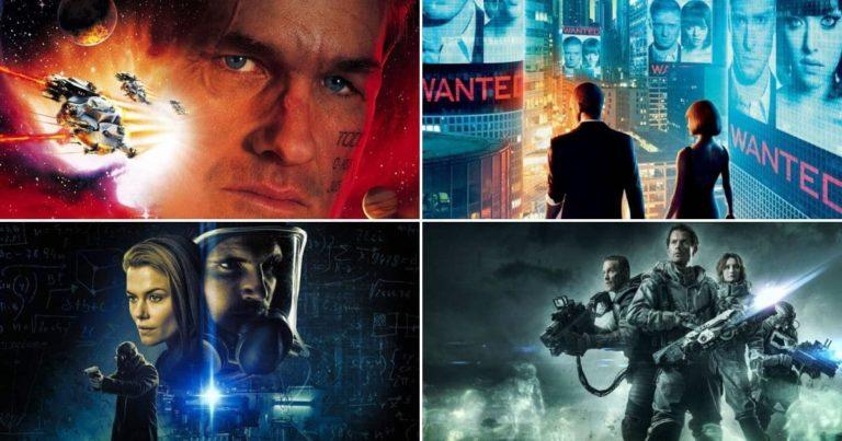 20 Odličnih SF filmova koje niste gledali (prvi dio)