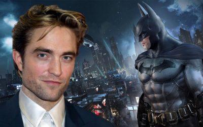 Prvi pogled na Roberta Pattinsona na 'The Batman' setu