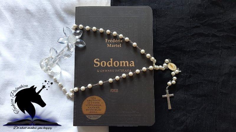 Recenzija knjige: Sodoma - U ormaru Vatikana