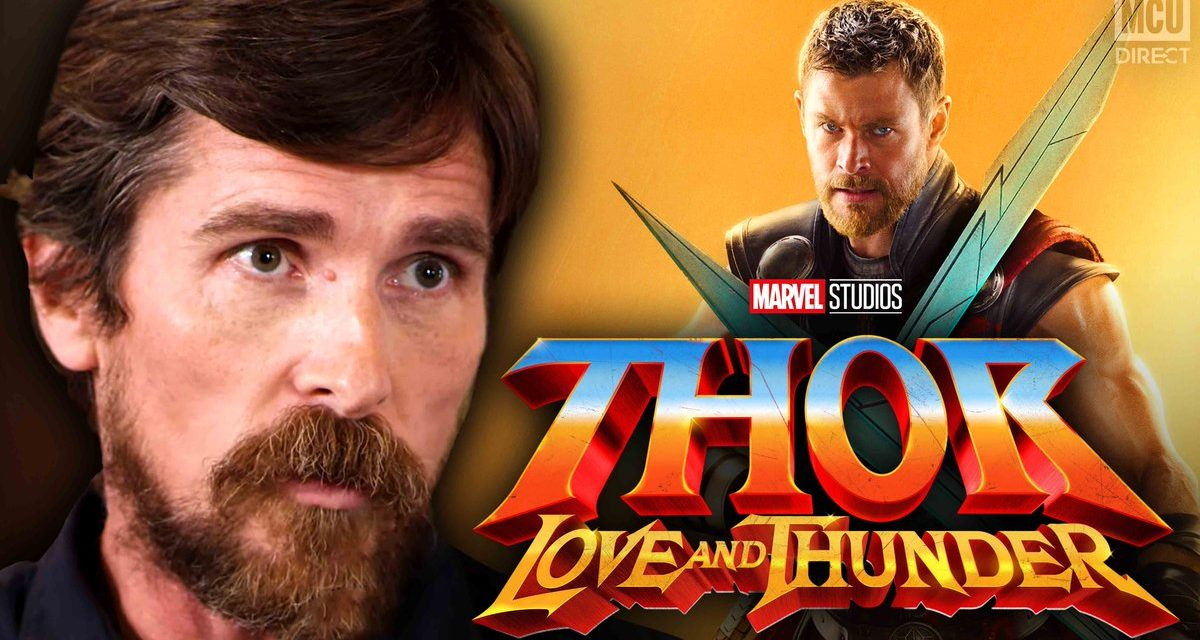 Christian Bale pregovara za ulogu u Marvelovom 'Thor: Love and Thunder'!