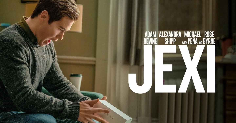 Recenzija: Jexi (2019)