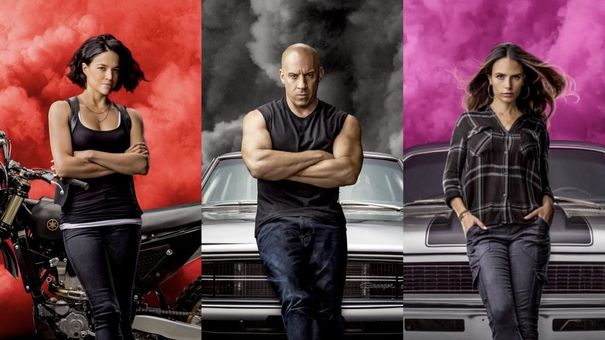 Fast & Furious 9: Otkriveni posteri likova