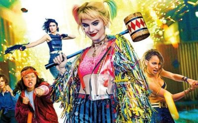 Birds of Prey vam čestita Novu Godinu Teaser Trailerom