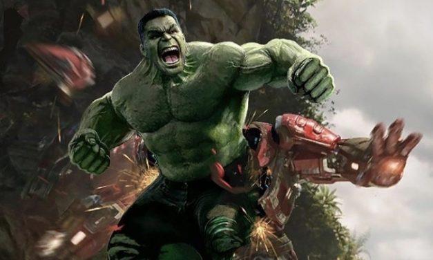 Smart Hulk se pojavio u izbrisanoj sceni 'Avengers: Infinity War'