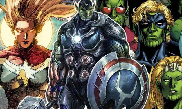Dvije nove Marvel TV serije navodno u izradi uključujući Secret Invasion