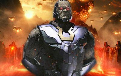 Zack Snyder podijelio novi brutalni pogled na Darkseida iz Justice League