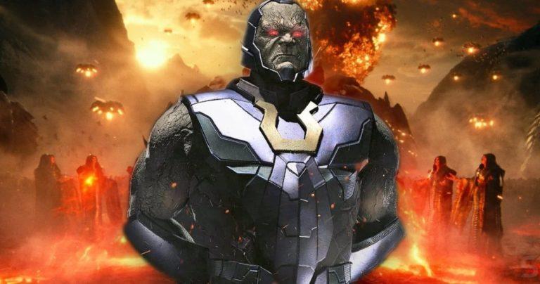 Prvi teaser za Snyderov Justice League otkriva pogled na Darkseida