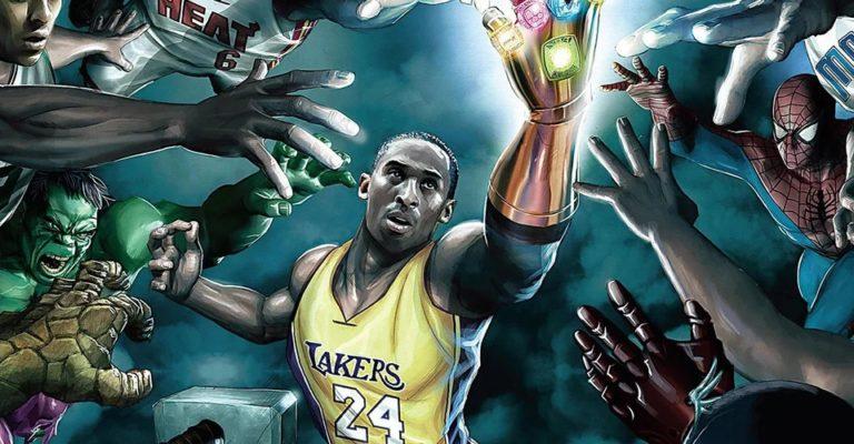 Marvel je dao Kobe Bryantu Infinity Gauntlet & i napravio NBA zvijezdu Iron Manom