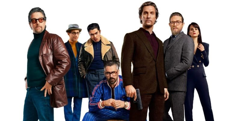 Recenzija: The Gentlemen (Gospoda, 2020)