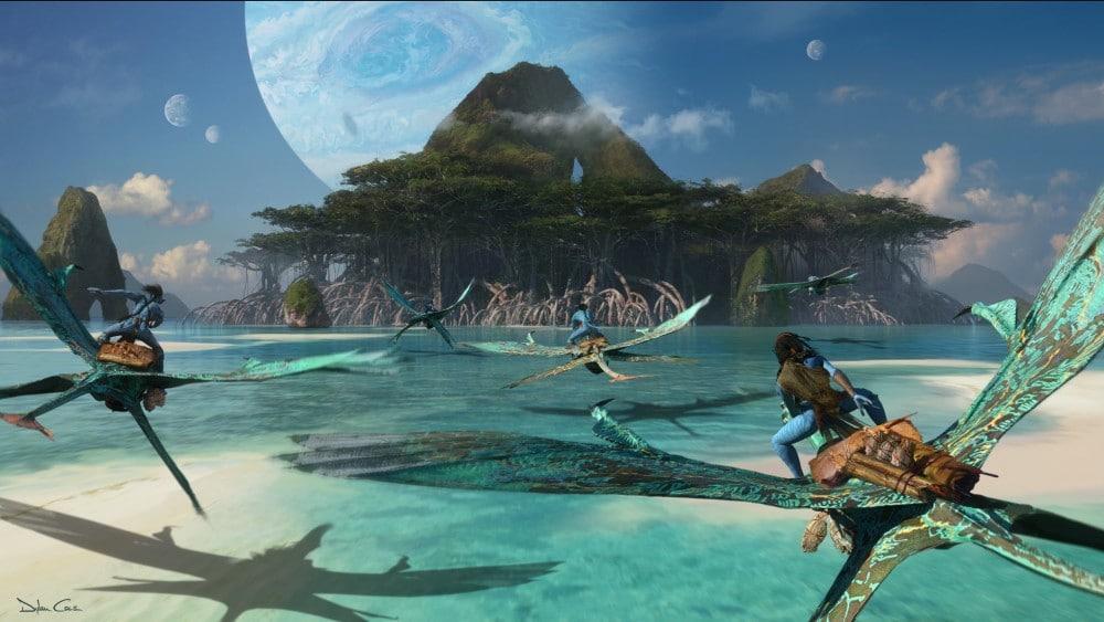 James Cameron otkrio prve četiri predivne slike novog Avatar 2 filma