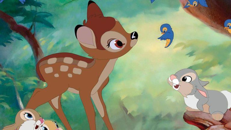 Dianey pravi live-action Bambi remake film