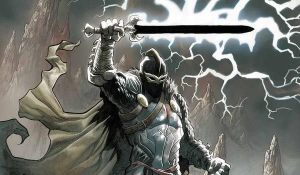 The Eternals – slike sa seta otkrivaju novu pogled na Black Knight i Sersi