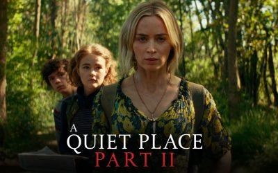 Trailer: A Quiet Place Part II (2020)