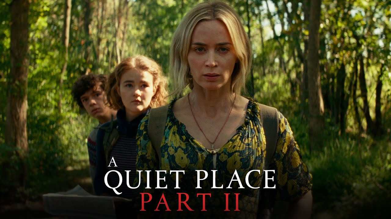 Trailer: A Quiet Place Part II (2020)