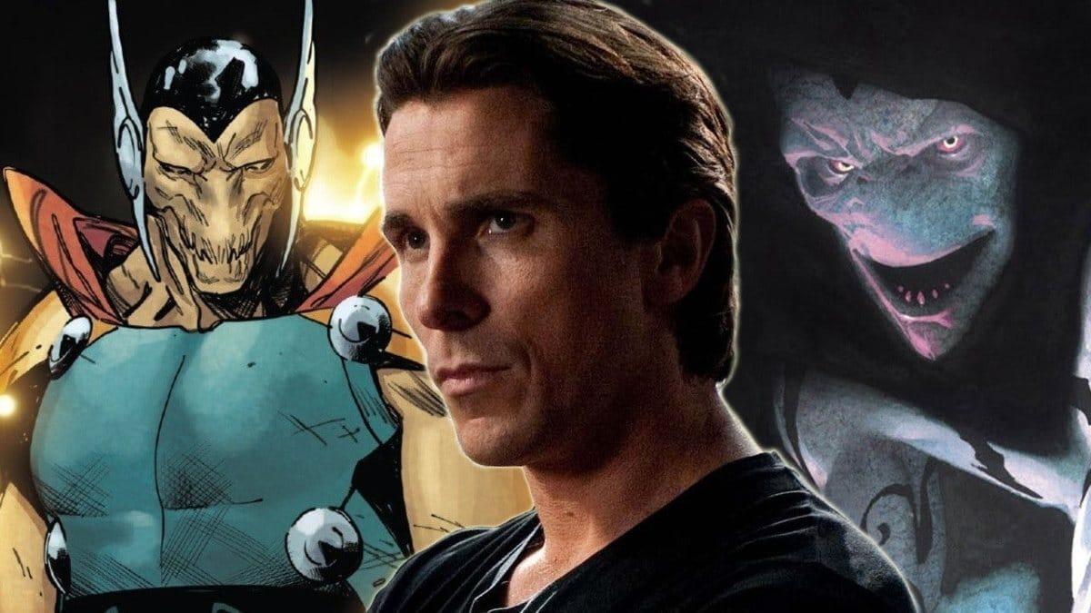 Thor: Love and Thunder - evo kako bi Christian Bale mogao izgledati kao Gorr the God Butcher