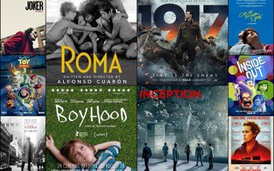 Top lista: 10 godina – 10 najboljih filmova (2010-2019)