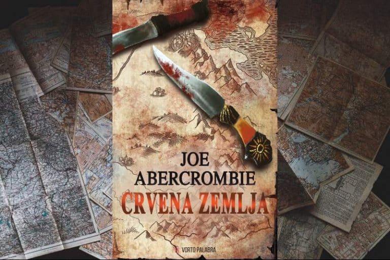Vorto Palabra s ponosom predstavlja Crvenu zemlju autora Joea Abercrombieja